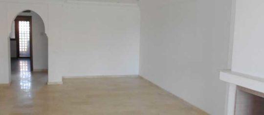 appartement en vide
